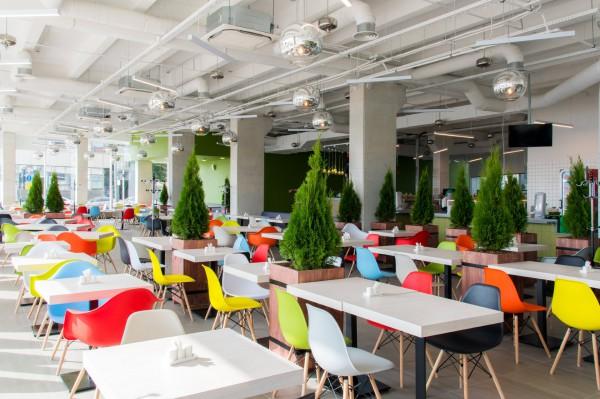 Невский сад (ресторан быстрого питания)